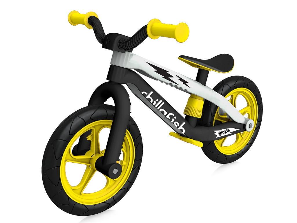 Детский беговел Chillafish 159523 BMXie-RS - желтый
