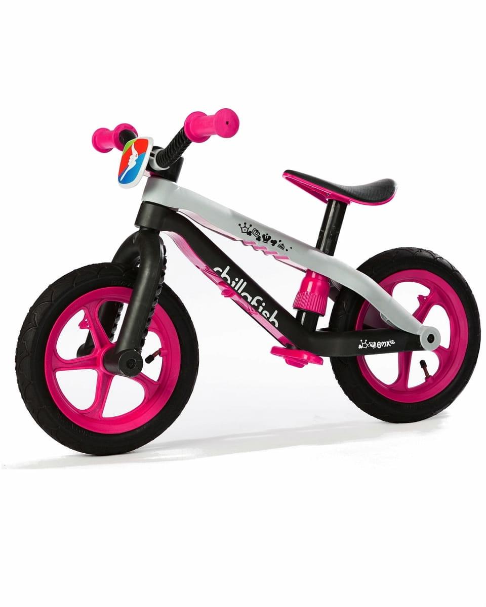 Детский беговел Chillafish 159523 BMXie-RS - розовый