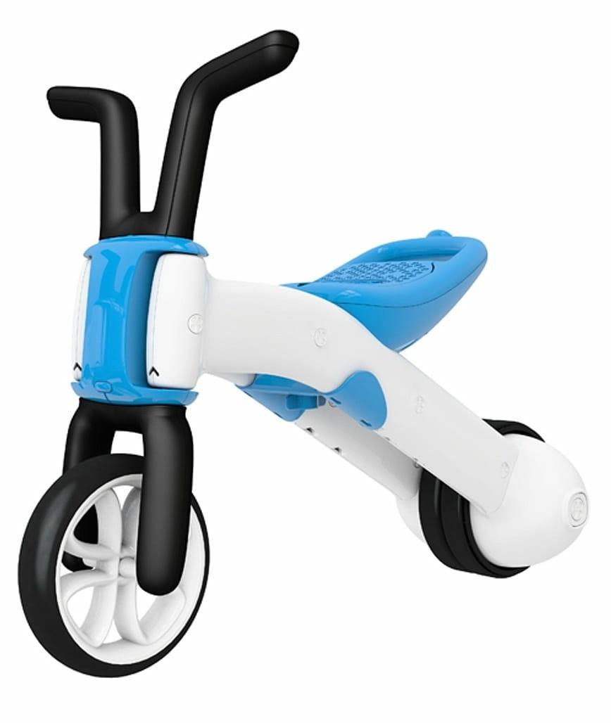 Детский беговел-велобег для самых маленьких Chillafish 159529 Bunzi - синий