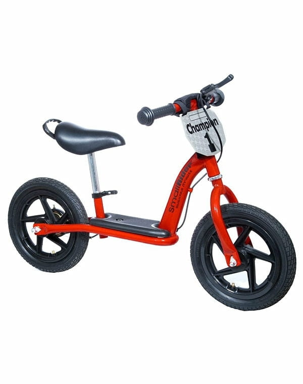 Мультифункциональный беговел Small Rider 223520 Champion Deluxe - красный