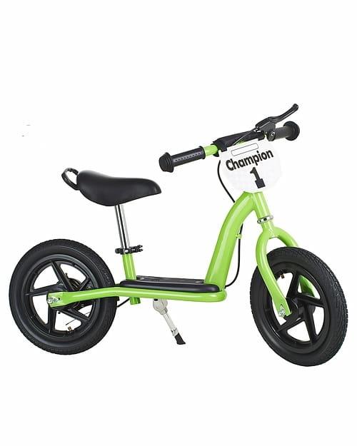 Мультифункциональный беговел Small Rider 221436 Champion Deluxe - зеленый