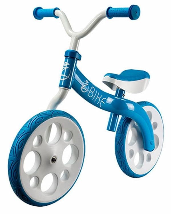 Детский беговел Zycom 1149176 Zbike - бело-синий