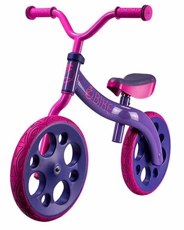 Детский беговел Zycom 1149176 Zbike - фиолетово-розовый