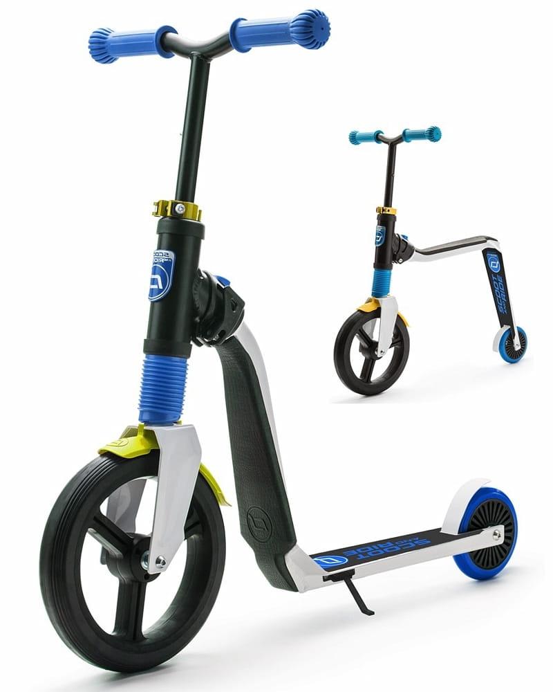 Детский беговел-самокат Scoot and Ride 1152723 Highway Freak 2016 - синий