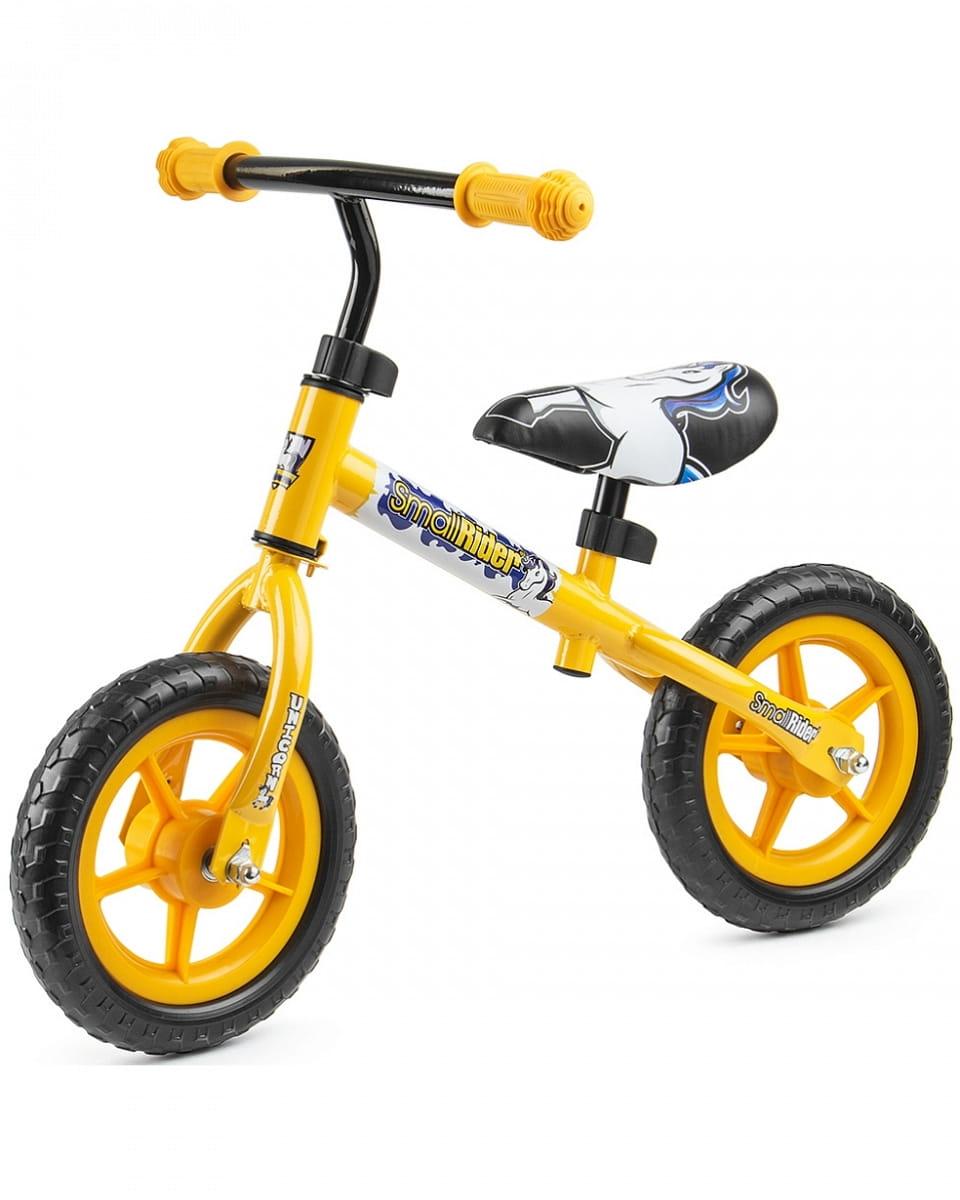 Детский беговел Small Rider 1224961 Fantasy - желтый