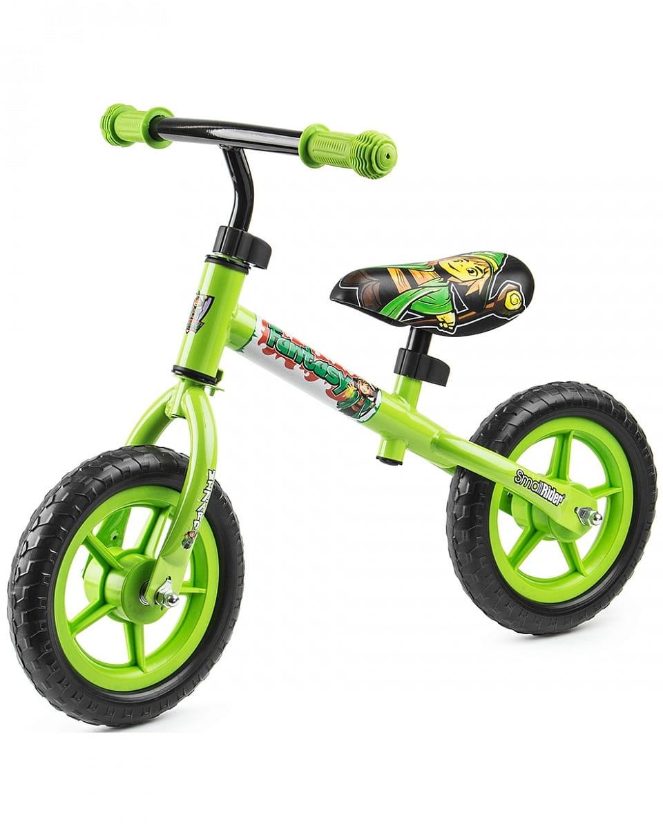 Детский беговел Small Rider 1224961 Fantasy - зеленый