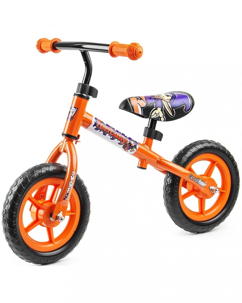 Детский беговел Small Rider 1224961 Fantasy - оранжевый