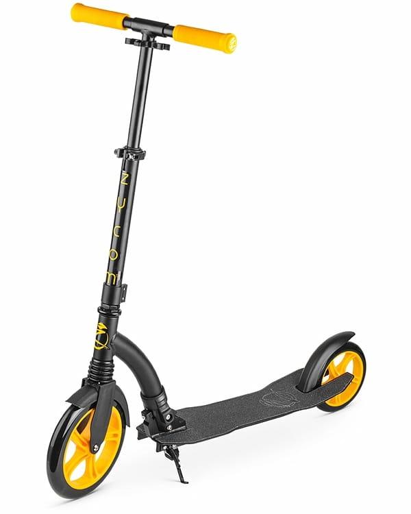 Детский самокат Zycom 1149139 Easy Ride 230 - черно-желтый
