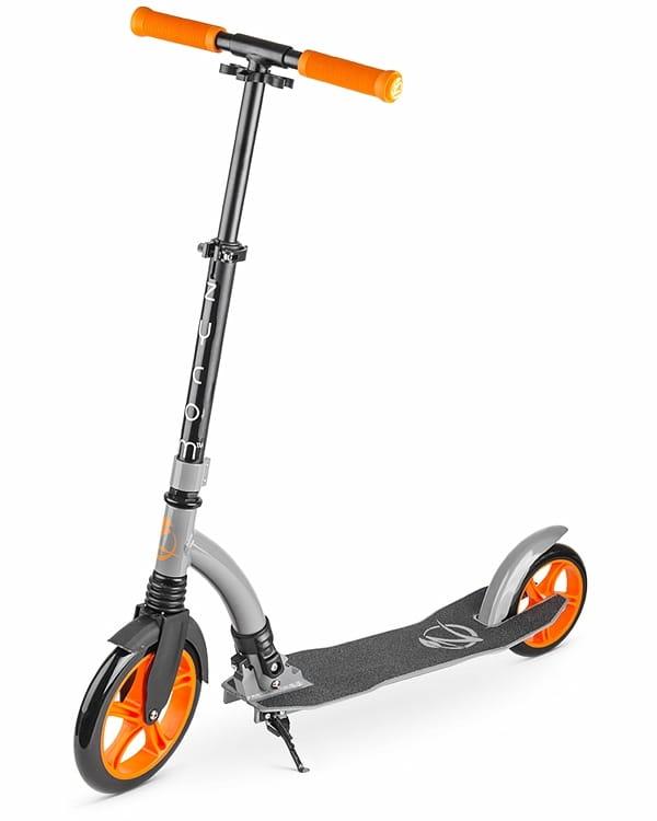 Детский самокат Zycom 1149139 Easy Ride 230 - оранжево-серый