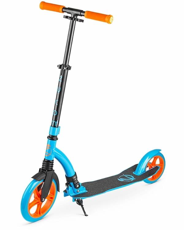 Детский самокат Zycom 1149139 Easy Ride 230 - оранжево-голубой