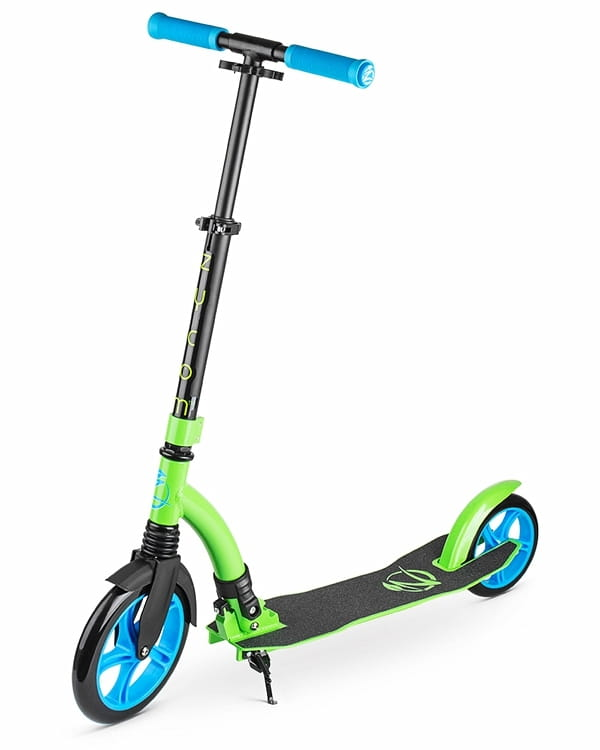 Детский самокат Zycom 1149139 Easy Ride 230 - зелено-голубой