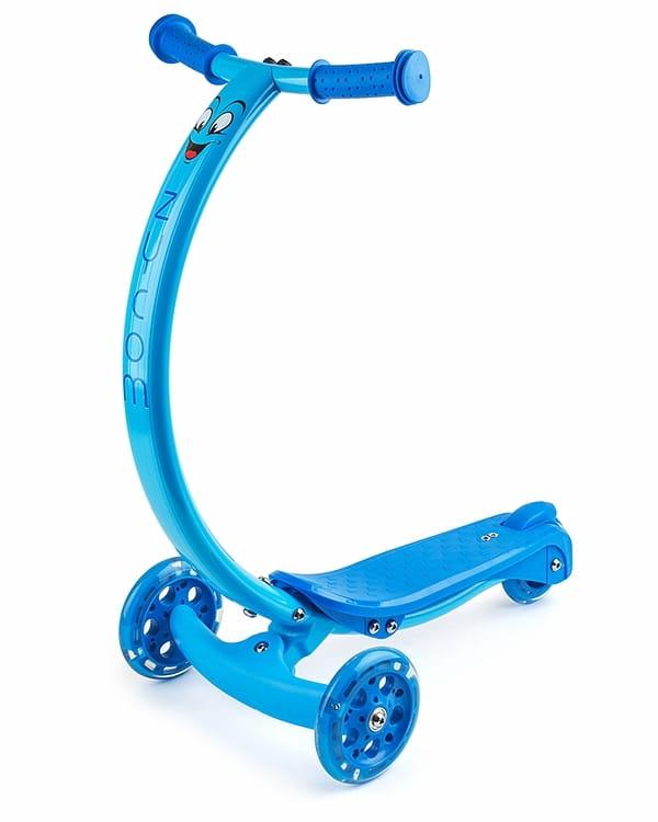 Самокат с изогнутой ручкой Zycom 1149153 Zipster - синий