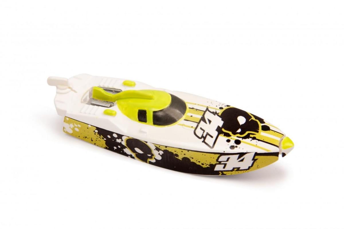 Роболодка Zuru 25176-1 - желто-белая
