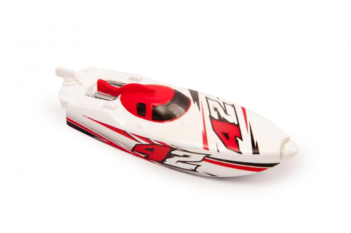 Роболодка Zuru 25176-2 - бело-красная