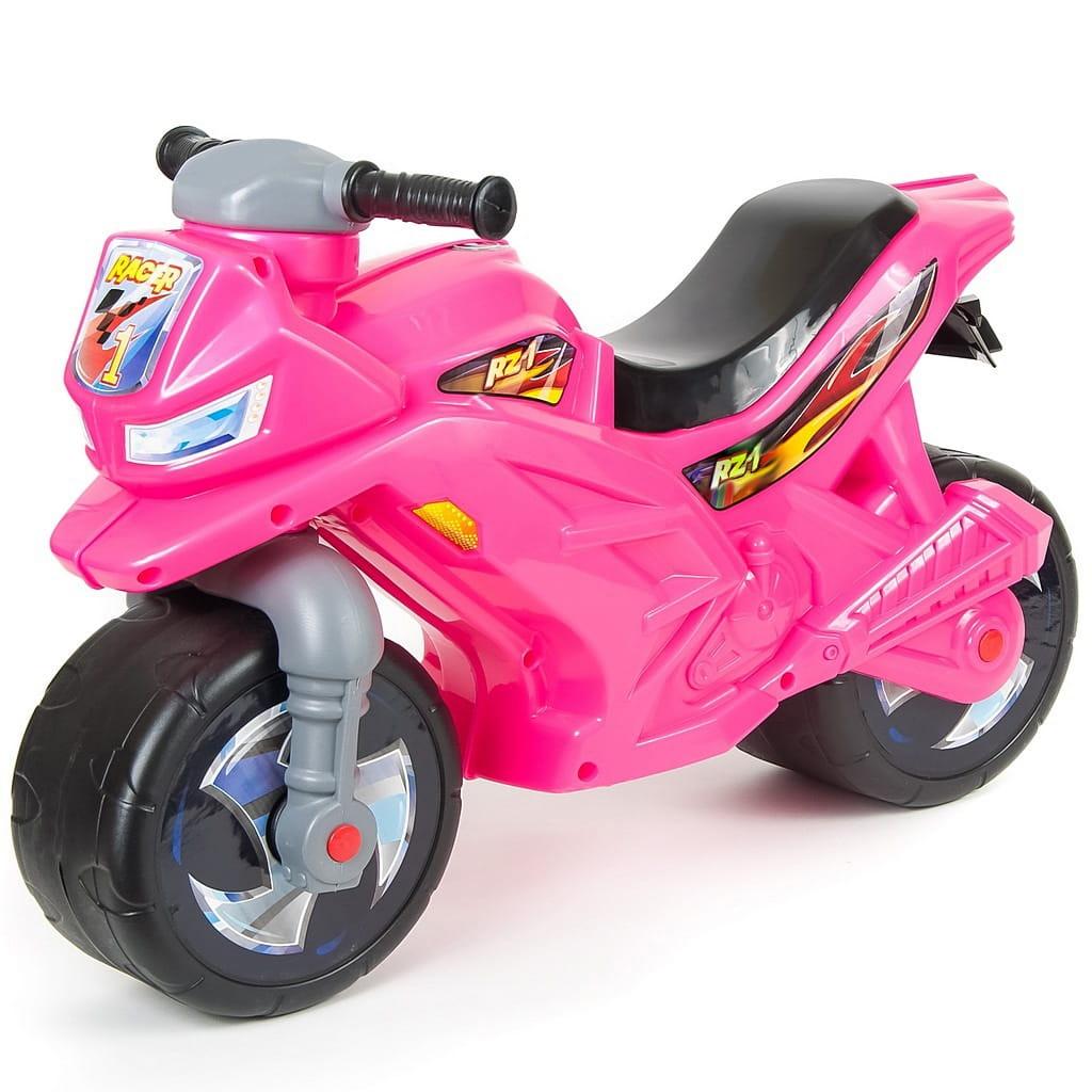 Беговел-каталка RT 5676 Racer RZ 1 - розовый