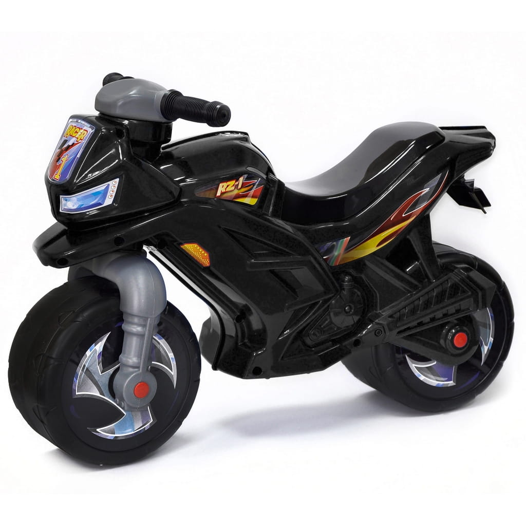 Беговел-каталка RT Racer RZ 1 - черный