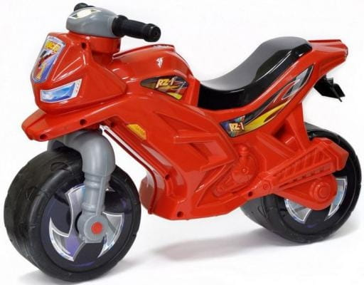 Беговел-каталка RT 5304 Racer RZ 1 - красный