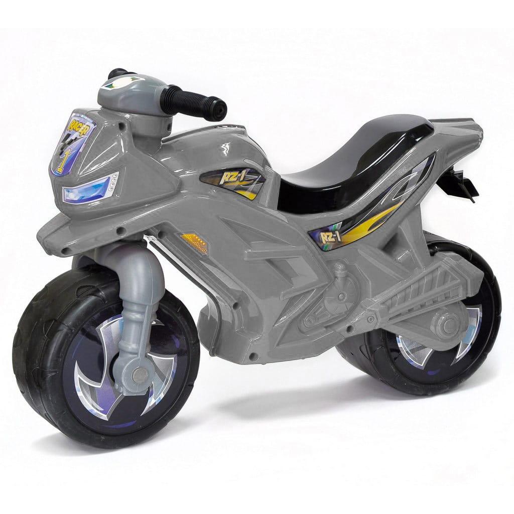 Беговел-каталка RT 6088 Racer RZ 1 - серый