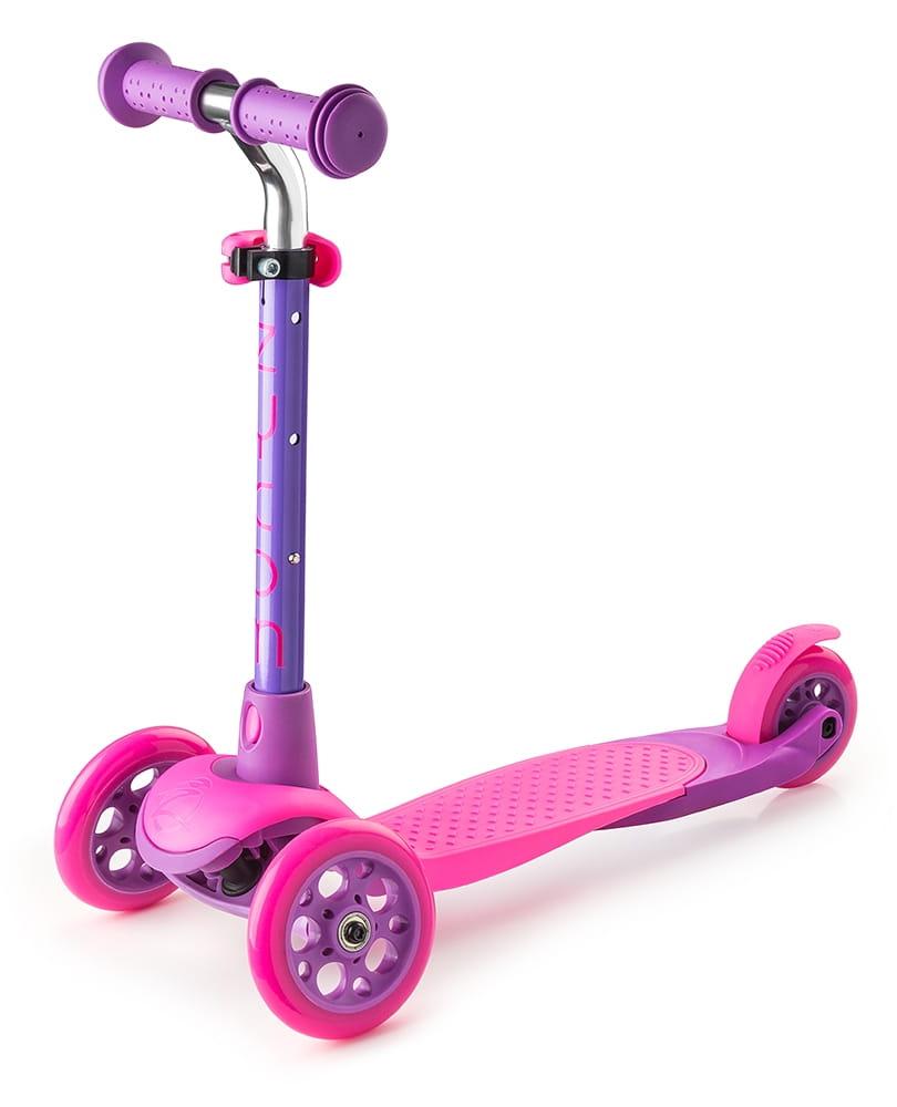 Самокат Zycom 1149171 Zing Mini - розово-фиолетовый
