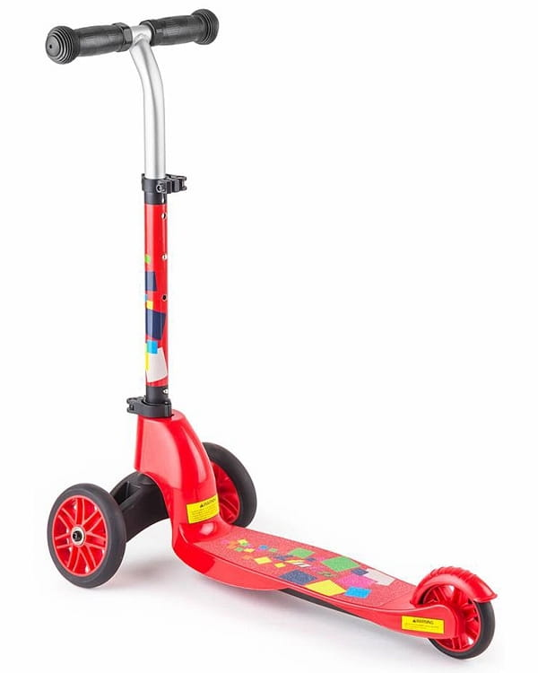 Детский самокат-трансформер 2 в 1 Small Rider 1150914 Maestro - красный
