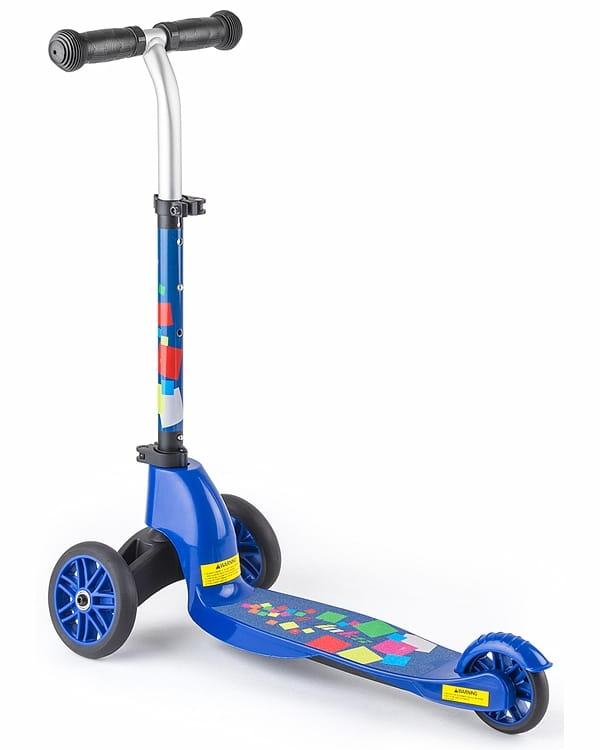 Детский самокат-трансформер 2 в 1 Small Rider 1150914 Maestro - синий