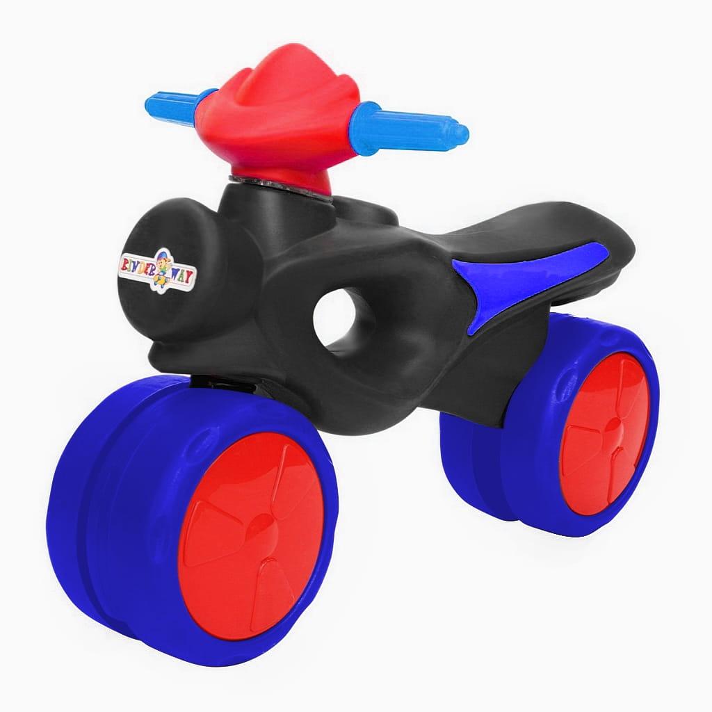 Велобег RT 6545 Kinder way - синий-черный