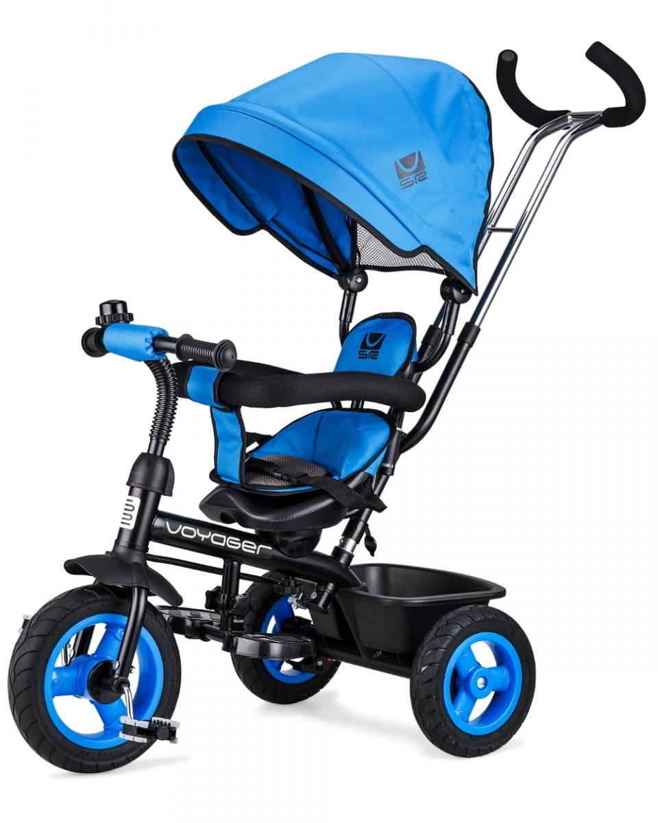 Детский трехколесный велосипед Small Rider Voyager - синий