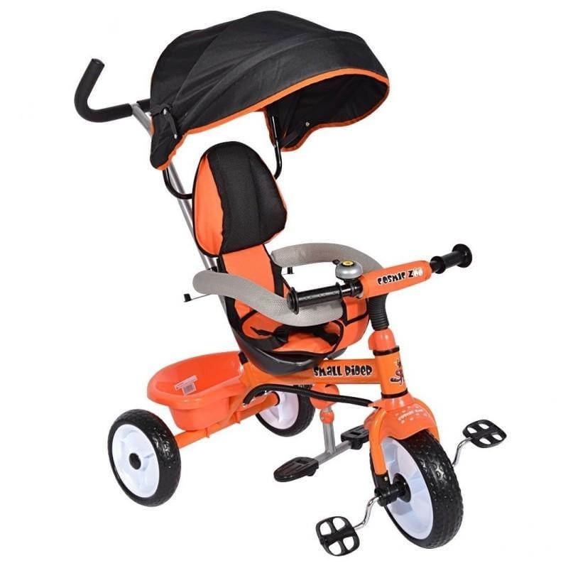 Детский трехколесный велосипед Small Rider 1283891 Cosmic Zoo Trike - оранжевый
