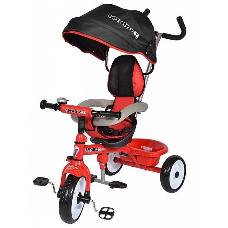 Детский трехколесный велосипед Small Rider 1283891 Cosmic Zoo Trike - красный