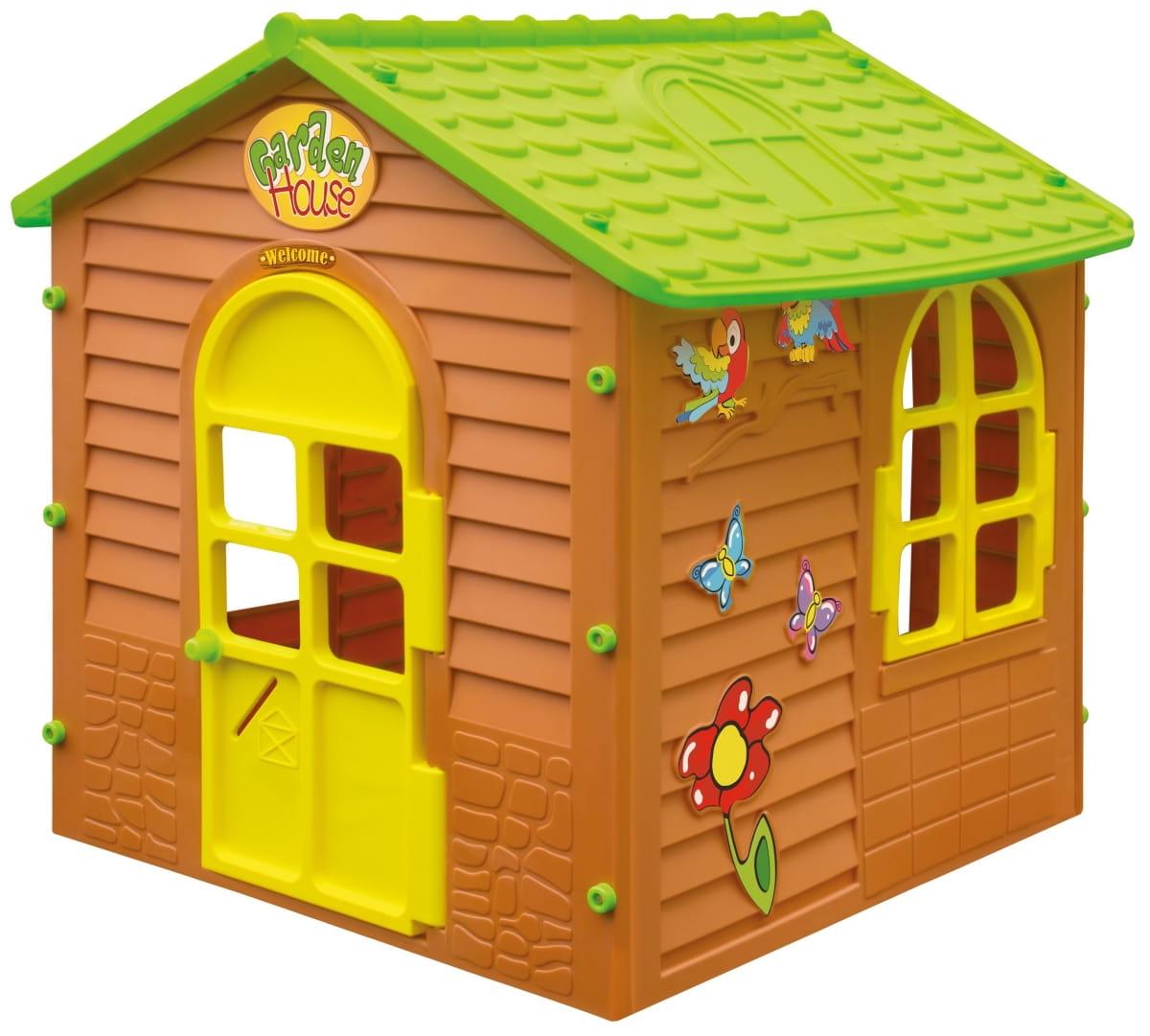Игровой домик Mochtoys 10830 Дачный