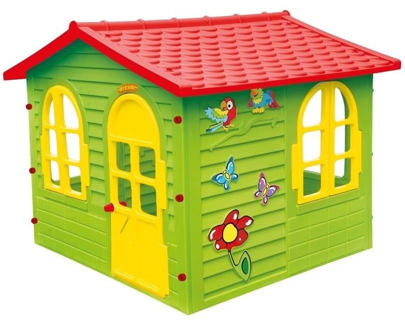 Игровой домик-вилла Mochtoys 10425