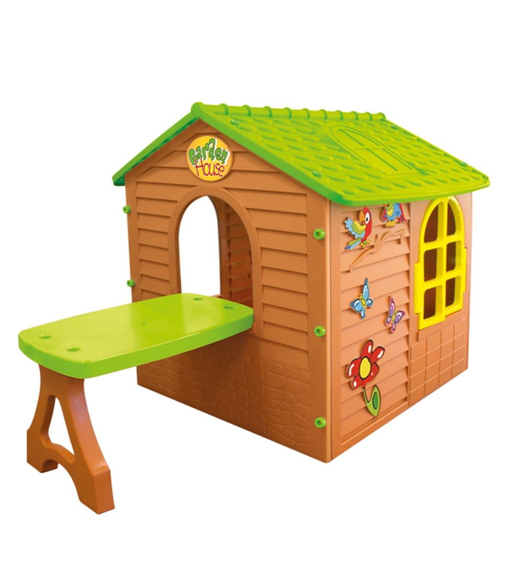 Игровой домик Mochtoys 11045 со столиком
