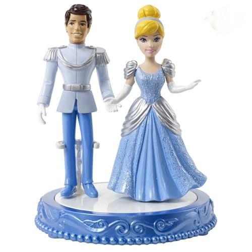 Купить Игровой набор с мини-куклой Disney Princess Свадебный танец Золушки и принца (Mattel) в интернет магазине игрушек и детских товаров