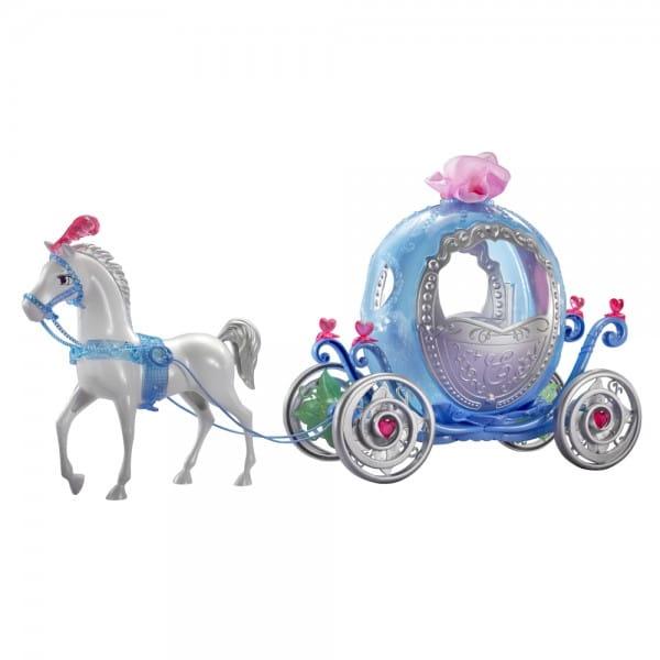 Купить Игровой набор Disney Princess Волшебная карета Золушки (Mattel) в интернет магазине игрушек и детских товаров
