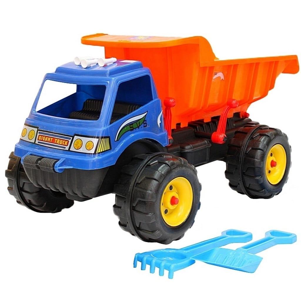 Машина-гигант RT 5297 МАХ - сине-оранжевая