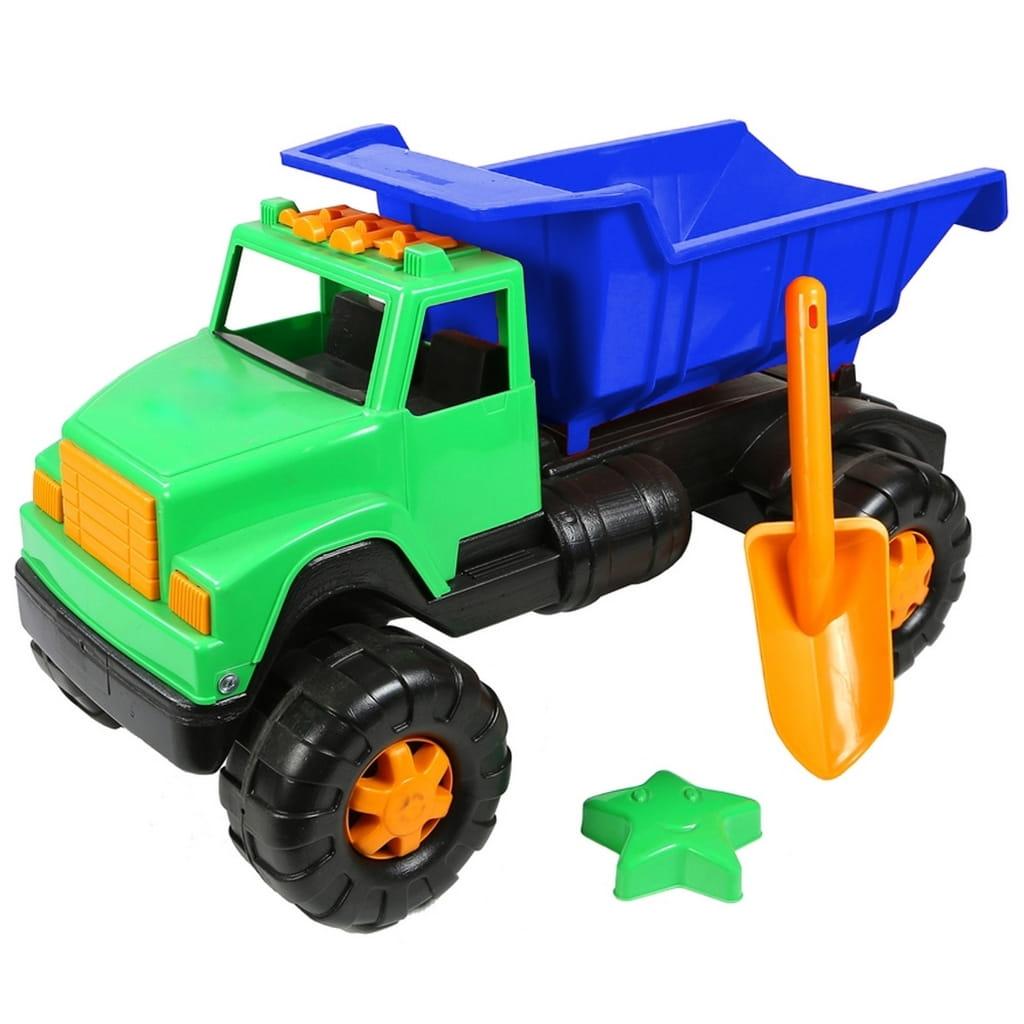Автомобиль RT Интер Big - сине-зеленый