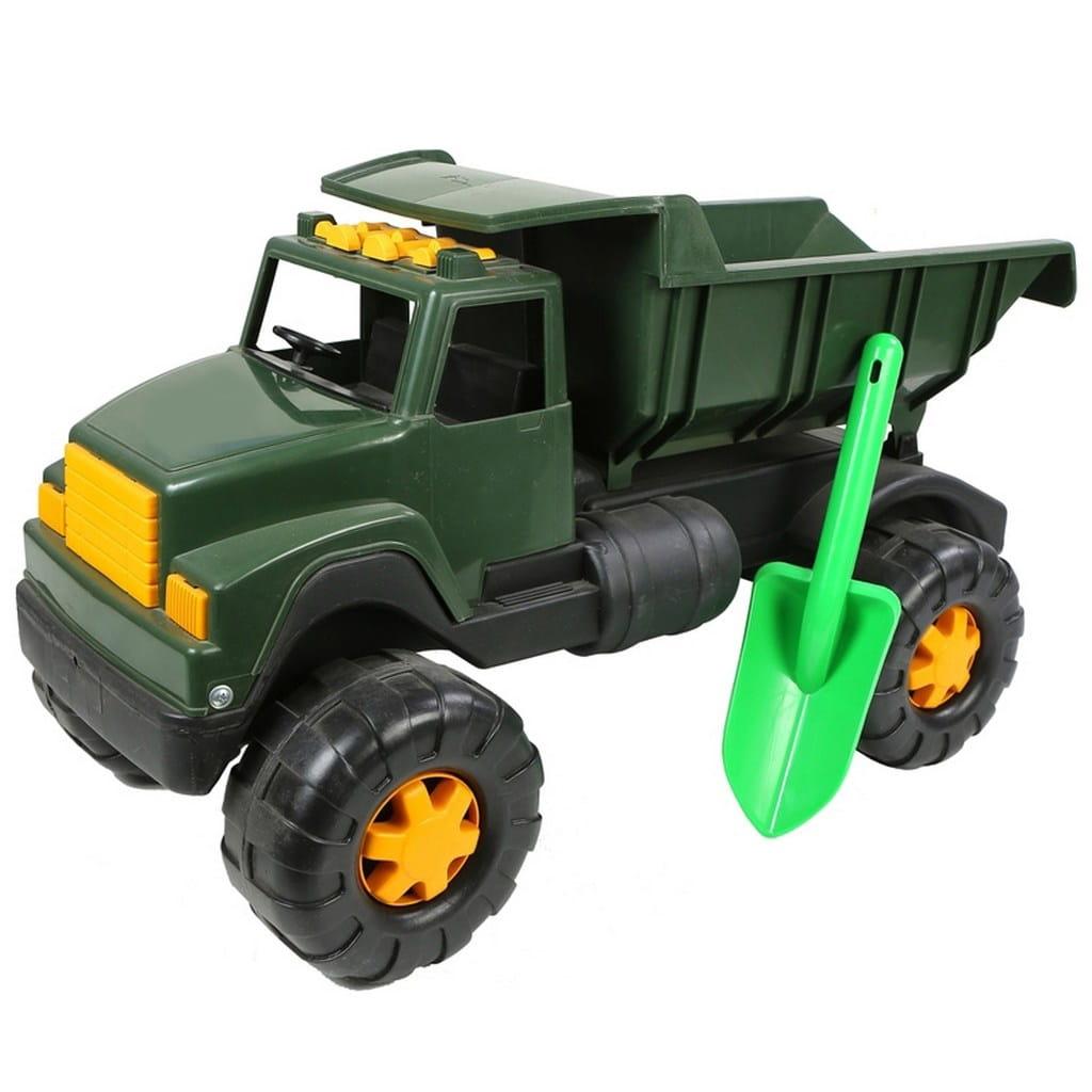Автомобиль RT Интер Big Военный - хаки