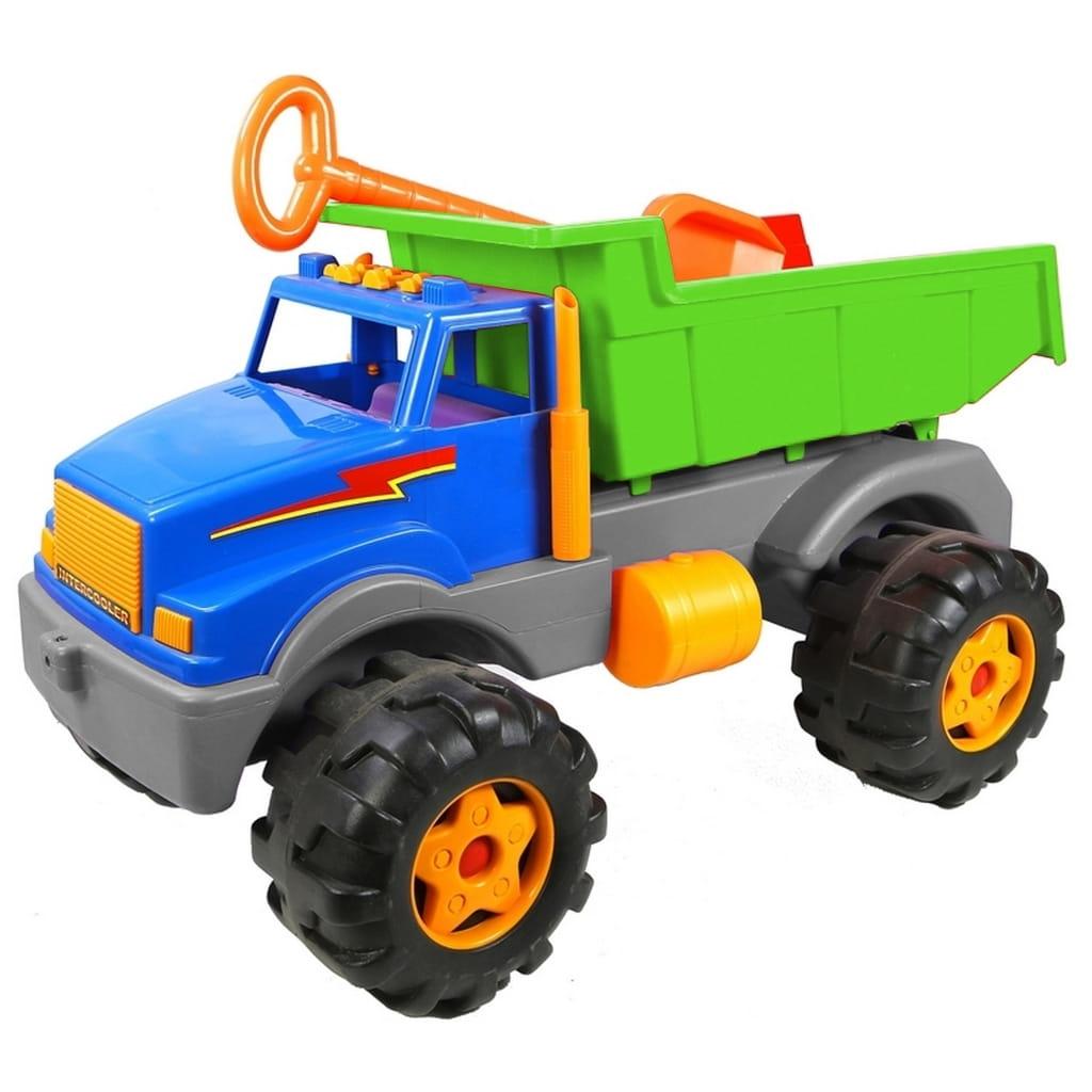 Автомобиль RT 5335 Супермаг Big - сине-зеленый