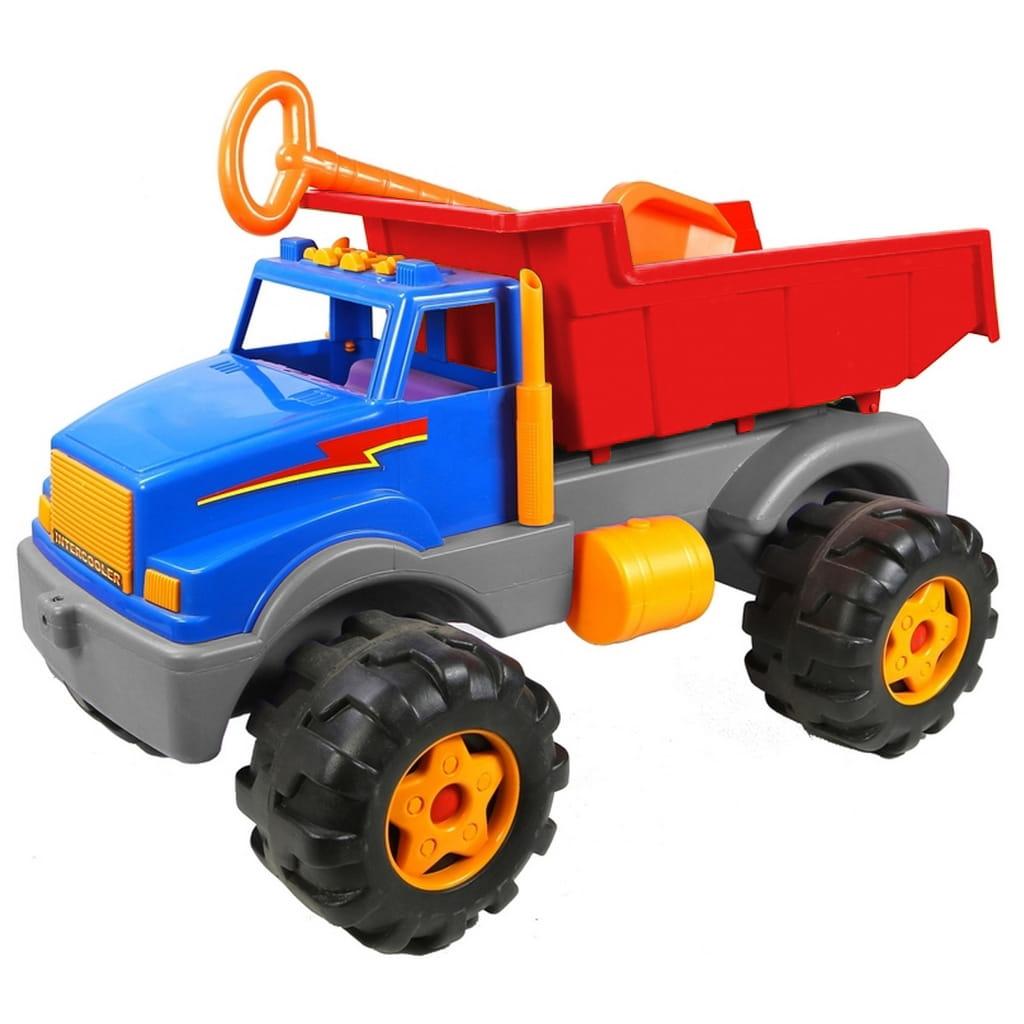 Автомобиль RT 5730 Супермаг Big - сине-красный