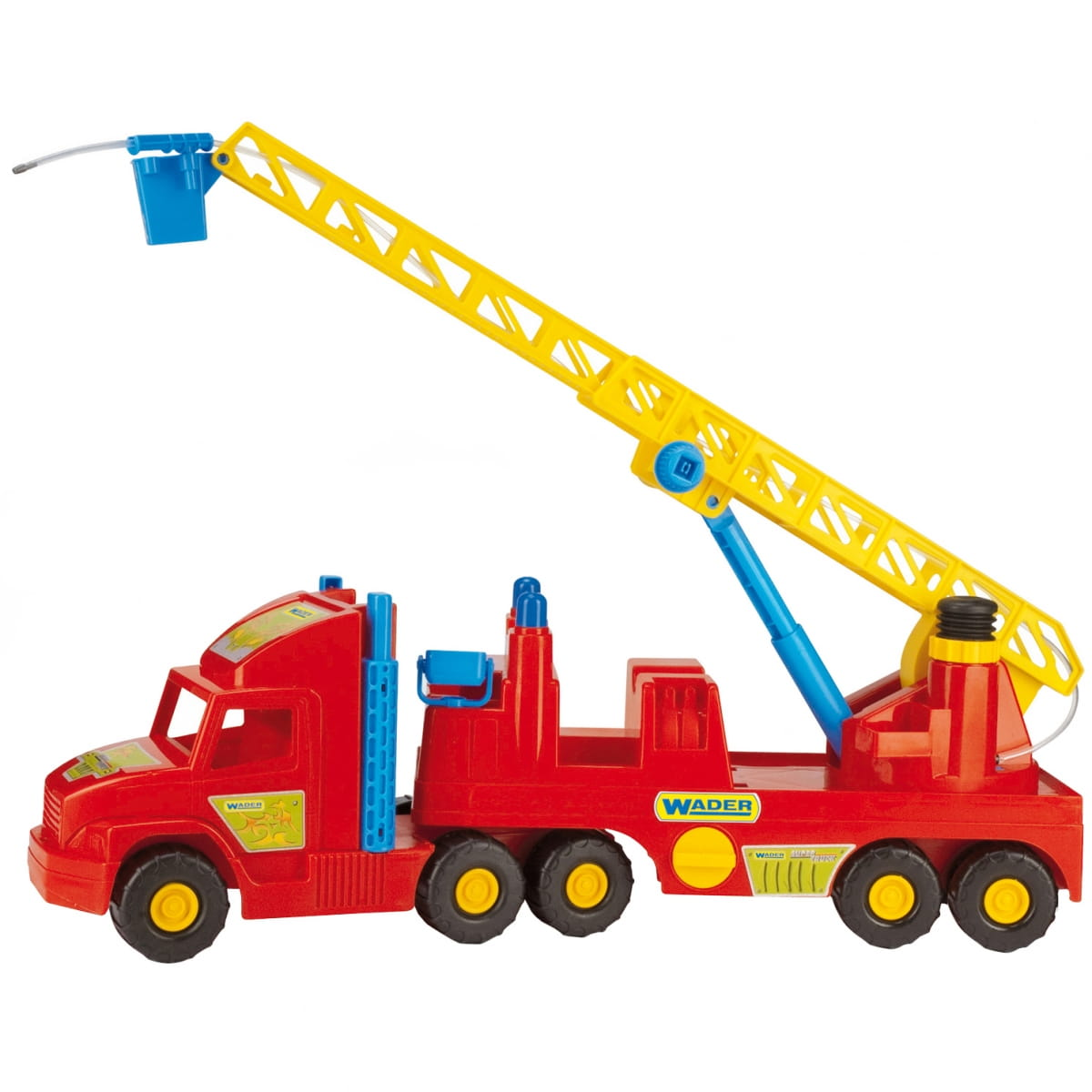Пожарная машина WADER Super Truck