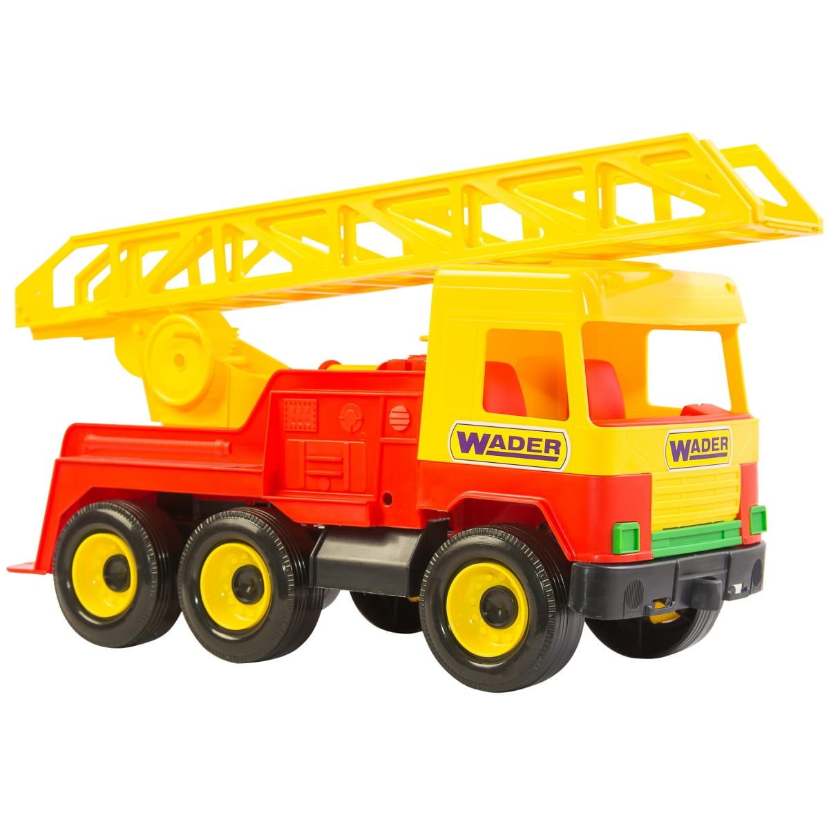 Пожарная машина WADER Middle truck