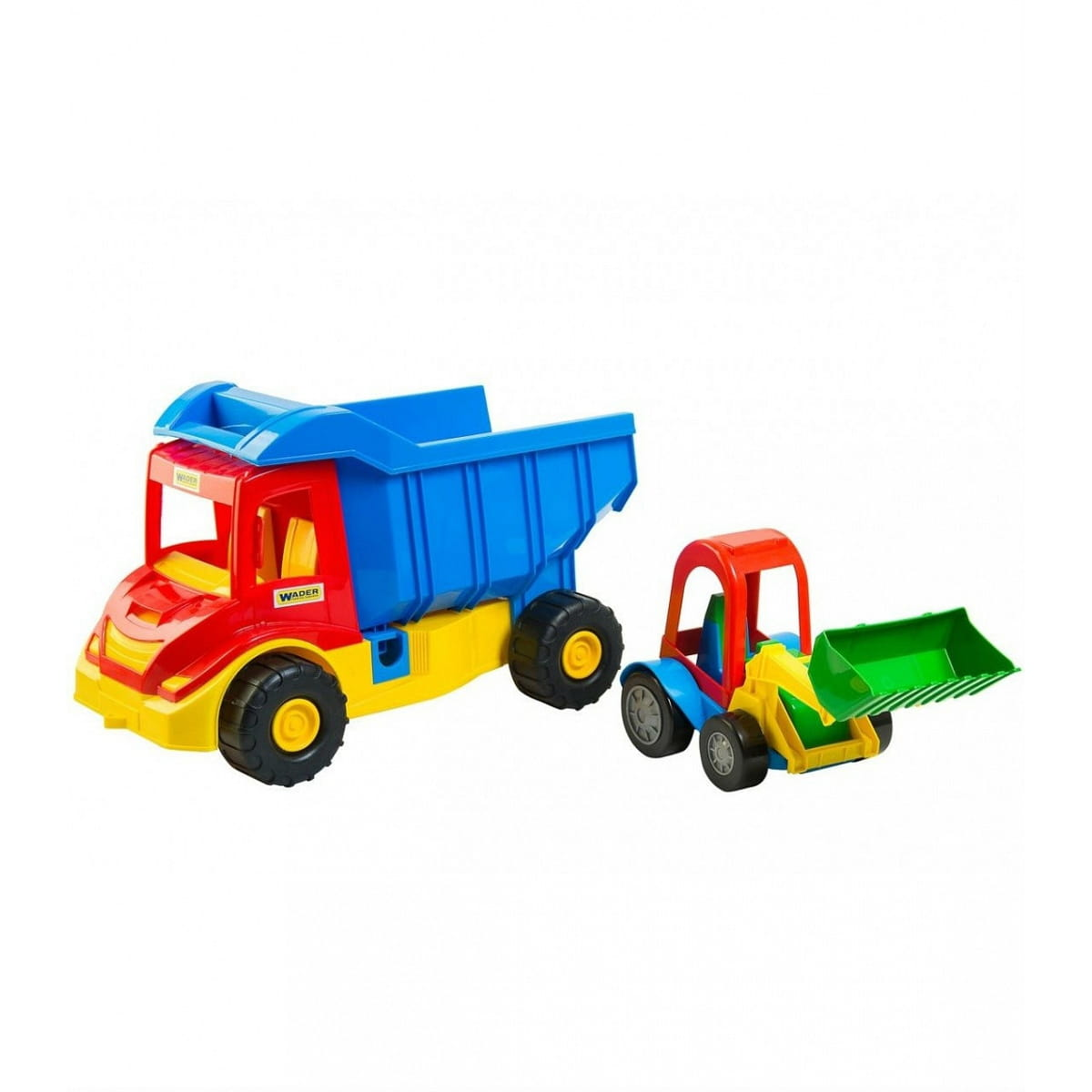 Грузовик с трактором WADER Multi Truck