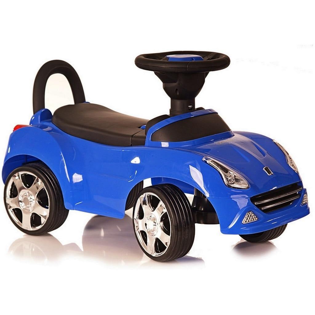 Каталка-автомобиль RT 6468 Ferrari - синяя
