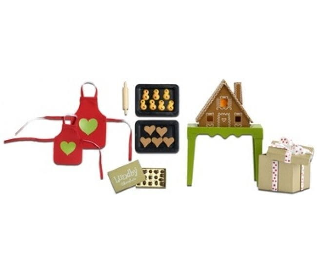 Набор аксессуаров для домика Lundby LB_60509800 Пряничный домик
