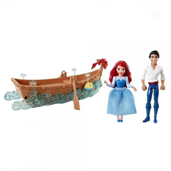 ������� ����� Disney Princess ������ � ���� �� ����� (Mattel)