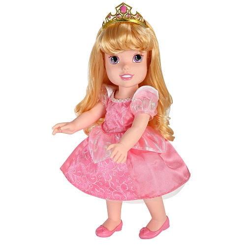 Купить Кукла Jakks Pacific Малышки Принцессы Disney - Аврора в интернет магазине игрушек и детских товаров