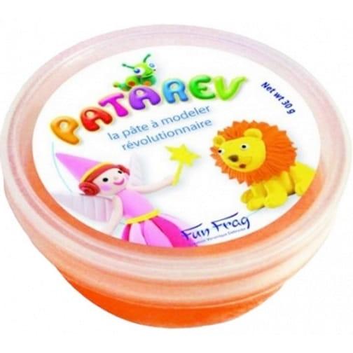 Масса для лепки SENTOSPHERE 30 грамм - оранжевая (Patarev)