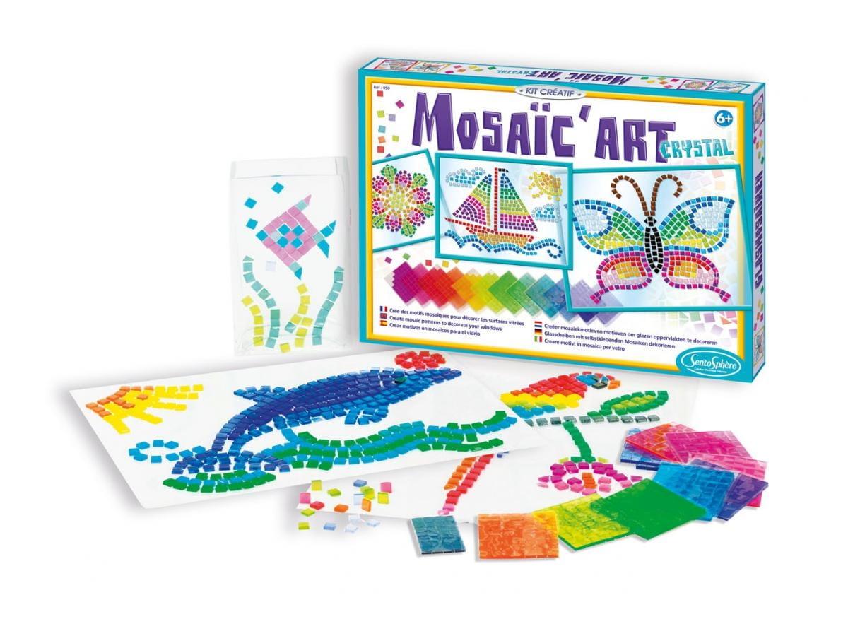 Набор для творчества SentoSphere Мозаика - Кристалл