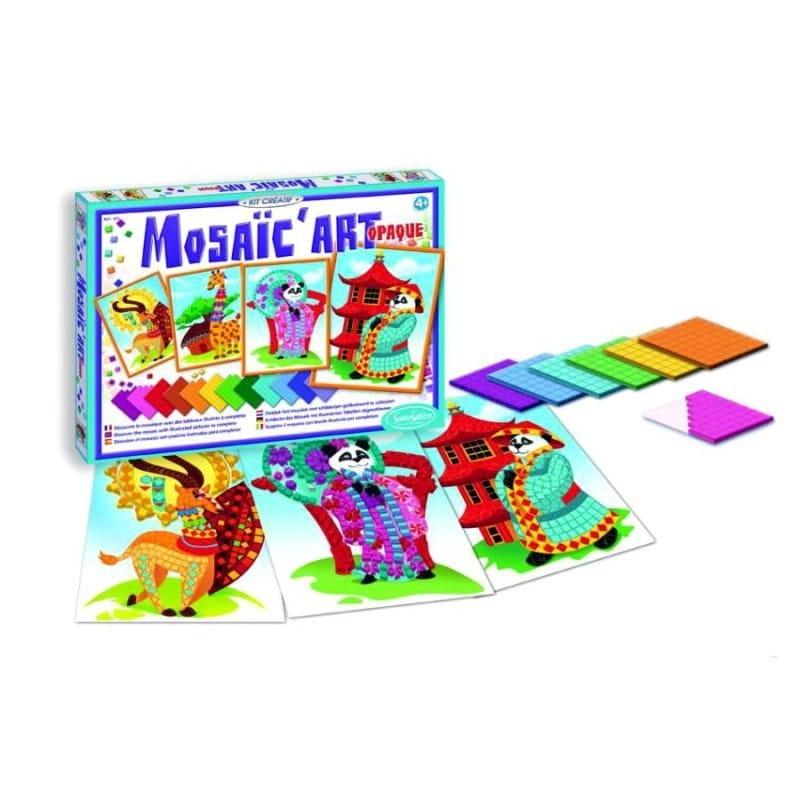 Набор для творчества SentoSphere Мозаика - Животные