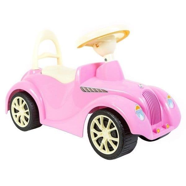 Каталка RT 6534 Ретро - розовая